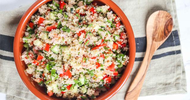 NEW Vegan and Vegetarian Meal Plans